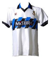 Maillot Inter 1990-91