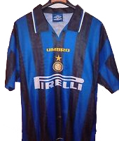 Maillot Inter 1996-97