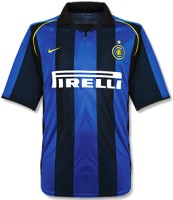 Maillot Inter 2001-02
