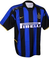 Maillot Inter 2002-03