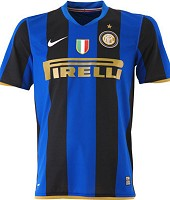 Maillot Inter 2008-09