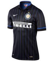 Maillot domicile Inter 2014-15