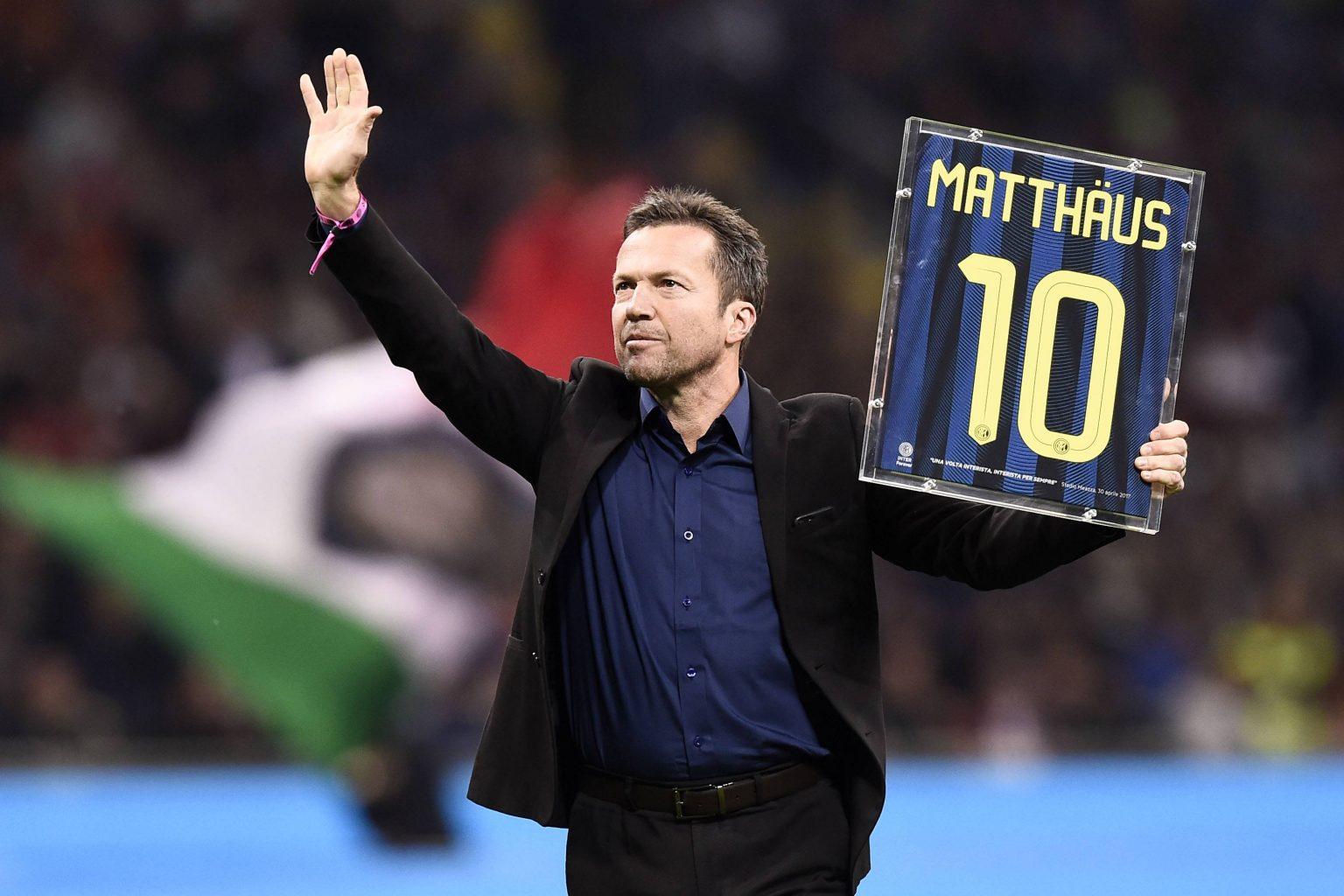 """Lothar Matthaus: """"L'Inter a tué ses rivaux de Serie A"""""""